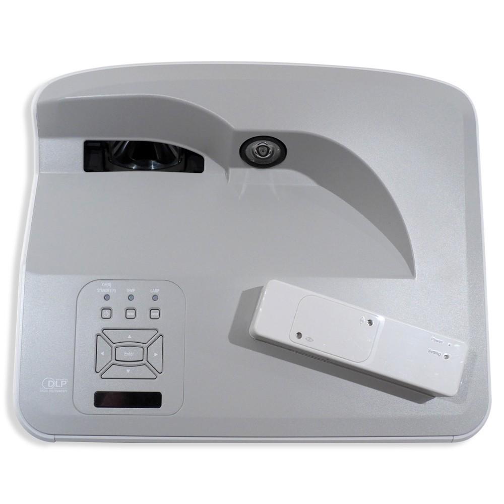 360 À Spe I Ultra Courte Vidéoprojecteur W Laser Las T Interactif Vpi Tactile Focale CQWrxedBo