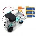 Pack robotique de 4 boites éducation nationale + 1 seau de pièces GRATUIT