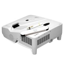 Interactieve projector met ultrakorte projectieafstand Nec-eBeam UM301WR draadloos